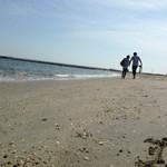 ペアーズで出会った子と行った海