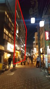 岐阜横町までの道順5